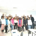 GIMPA Students with IESEG School of Management-France